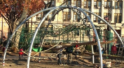 Photo of Park Church Square Park at 401 Willow Ave., Hoboken, NJ 07030, United States