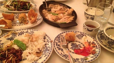 Photo of Chinese Restaurant Mandarin Garden House at 106 Mall Dr, Normal, IL 61761, United States