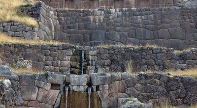 Photo of Racetrack Qenqo - cuzco at Peru