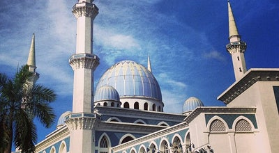 Photo of Mosque Masjid Sultan Ahmad Shah at Jalan Masjid, Kuantan 25200, Malaysia
