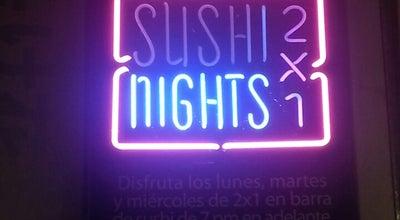 Photo of Sushi Restaurant Sushi Roll at Galerías Coapa, Ciudad de México, Mexico