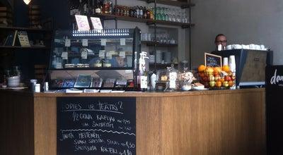Photo of Coffee Shop Darbnīca at Lielā Iela 8, Liepāja, Latvia