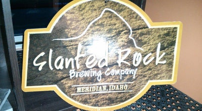 Photo of Brewery Slanted Rock Brewing Co at 2374 E Cinema Dr, Meridian, ID 83642, United States
