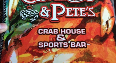 Photo of Sports Bar Chickie's & Pete's at 2831 Boardwalk, Atlantic City, NJ 08401, United States