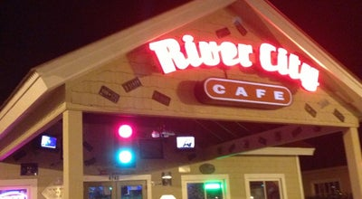 Photo of Burger Joint River City Cafe at 4742 Highway 17 S #d, North Myrtle Beach, SC 29582, United States