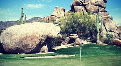 Photo of Golf Course Boulders Golf Club at 34831 N. Tom Darlington Drive, Carefree, AZ 85377, United States