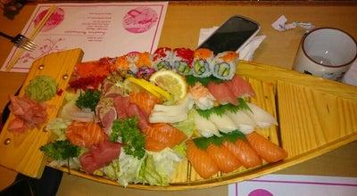 Photo of Sushi Restaurant Pink Sushi at 720 Main St, Moncton, E1 E1C 1E4, Canada