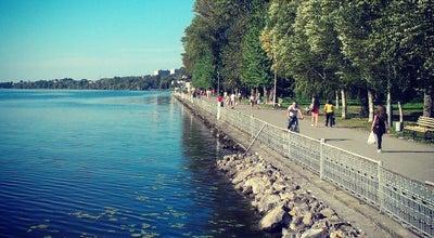 Photo of Lake Тернопільський cтав at Тернопіль, Ukraine
