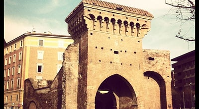 Photo of Monument / Landmark Porta San Donato at Piazza Di Porta San Donato, Bologna 40126, Italy