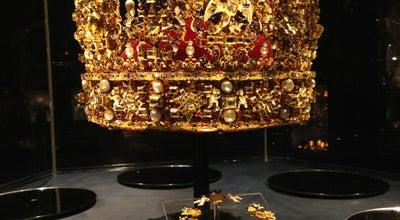 Photo of History Museum Rosenborg Treasury at Denmark
