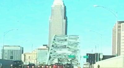 Photo of Bridge Veterans Memorial Bridge at Detroit Ave/w Superior Ave, Cleveland, OH 44113, United States
