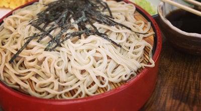 Photo of Ramen / Noodle House 手打そば 車屋 at 大磯町, Japan