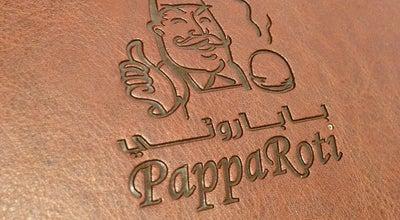 Photo of Coffee Shop PappaRoti Dubai Mall 3rd Floor at دبي, United Arab Emirates