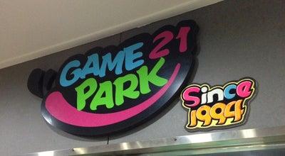 Photo of Arcade 게임파크 at 분당구 서현로210번길 14, 성남시 463-824, South Korea