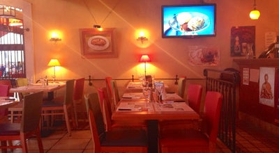 Photo of Italian Restaurant La Piazza PaPa at 15 Quai De Rive Neuve, Marseille 13007, France