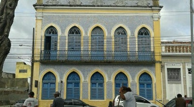 Photo of Art Gallery FIC Fundação de Incentivo a Cultura at R. Conselheiro Henriques, 101-179, João Pessoa 58010-090, Brazil