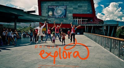 Photo of Theme Park Parque Explora at Carrera 52 # 73-75, Medellin, Colombia