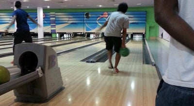 Photo of Bowling Alley Al Gosaibi Hotel Recreational Center - Bowling Alley at Al Khubar, Al Sharqiya, Saudi Arabia