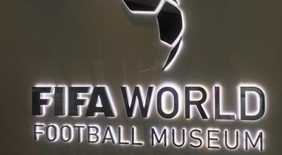 Photo of History Museum FIFA World Football Museum at Zurich, Switzerland