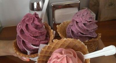 Photo of Ice Cream Shop Timothy's Frozen Yogurt at 3800 Bayview St, Richmond, BC, Canada