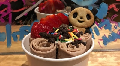 Photo of Ice Cream Shop Frozen Sweet at 184-186 Mulberry St, New York, NY 10012, United States