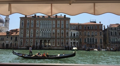 Photo of Italian Restaurant Restaurant Club Del Doge at Hotel Gritti Palace, Venice 30124, Italy