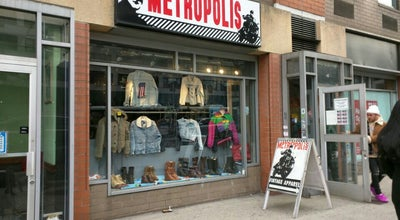 Photo of Thrift / Vintage Store Metropolis at 43 3rd Ave, New York, NY 10003, United States