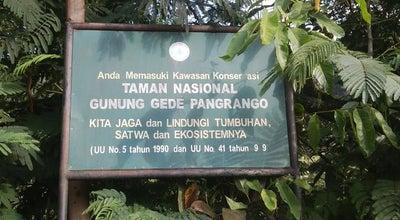Photo of Trail Taman Nasional Gn.Gede Pangrango at Pos Gn.putri, Indonesia