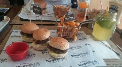 Photo of Burger Joint Burger Break Çayyolu at 2846. Cad. Dorapark Villaları No: 2/e-3 Çayyolu, Ankara, Turkey