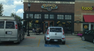 Photo of Sandwich Place Potbelly Sandwich Shop at 2860 Showplace Drive #118, Naperville, IL 60564, United States