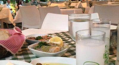 Photo of Seafood Restaurant Bahce Balik Restaurant at Süleyman Sandıkçı Sok. No:18 Kaş Merkez, Kas, Turkey
