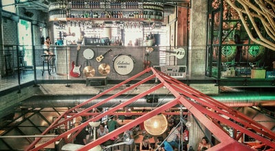 Photo of Tapas Restaurant Mercado de San Ildefonso at C. Fuencarral, 57, Madrid 28004, Spain