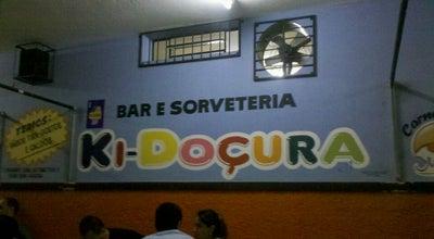Photo of Bar Ki-Doçura Bar e Sorveteria at Sete Lagoas, Brazil