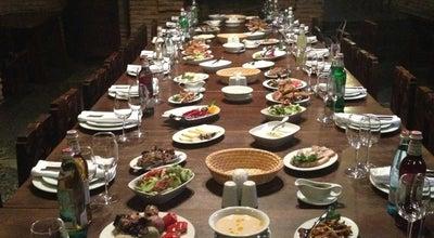 Photo of Caucasian Restaurant Bread House   პურის სახლი at 7 Gorgasali St., Tbilisi 0105, Georgia