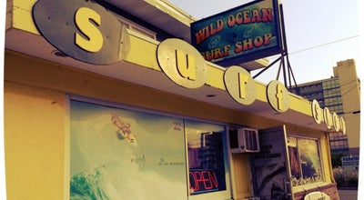 Photo of Board Shop Wild Ocean Surf Shop at 5011 Ocean Ave, Wildwood, NJ 08260, United States