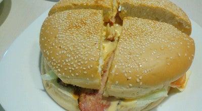 Photo of American Restaurant Perri Todd's All-American Burger at #8 Cuartero St., Jaro, Iloilo City 5000, Philippines