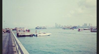 Photo of Pier ท่าเรือแหลมบาลีฮาย (Bali Hai Pier) at Pattaya Sai Nueang Rd, Bang Lamung 20150, Thailand