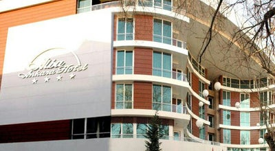 Photo of Hotel Alba Hotel at Yüksel Cd. No:19 Kızılay, Ankara, Turkey