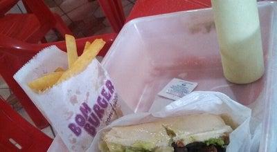 Photo of Fast Food Restaurant Tchê Bom Burguer at Cachoerinha, Brazil