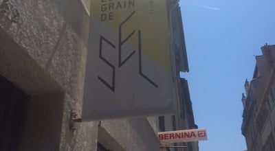 Photo of French Restaurant Le Grain de Sel at 39 Rue De La Paix Marcel Paul, Marseille 13001, France