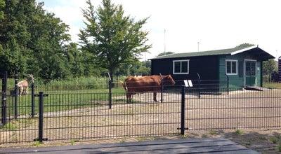 Photo of Park Kinderboerderij d'Oosterhout at Vondelstraat 31, Alkmaar 1813 AA, Netherlands