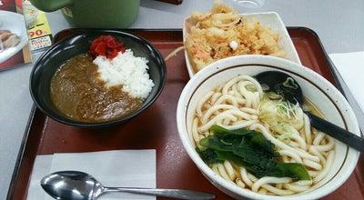 Photo of Ramen / Noodle House 山田うどん 新町店 at 立石635, 藤岡市, Japan