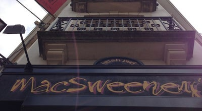 Photo of Irish Pub MacSweeney's at Rue Jean Stasstraat 24, Sint-Gillis / Saint-Gilles 1060, Belgium