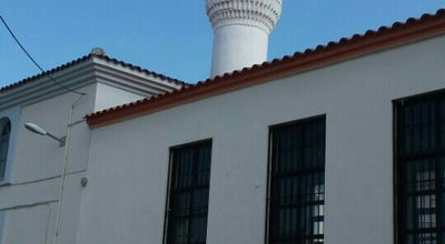 Photo of Mosque Kırmahalle Camii at Φιλιππουπόλεως, Κομοτηνή 691 00, Greece