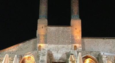 Photo of Cafe Çifte Minare & Cafe at Hoca İmam Sk. Eskikale, Sivas, Turkey