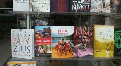 Photo of Bookstore Knygynas VAGA at 50 Gediminas Ave, Vilnius 01013, Lithuania