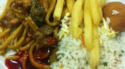 Photo of Chinese Restaurant Chinak at Pç. Getúlio Vargas, Patos, Brazil