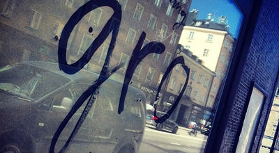 Photo of Modern European Restaurant Gro at 67 Sankt Eriksgatan, Stockholm 113 32, Sweden