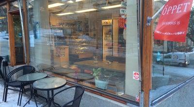Photo of Coffee Shop Kaffe Express Colombia at Hökarängsplan 5, Hökarängen, Sweden