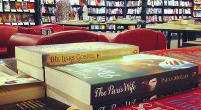 Photo of Bookstore Waterstones at 4-5 Milsom St, Bath BA1 1DA, United Kingdom